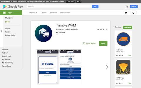 Trimble WHM - Android Apps on Google Play