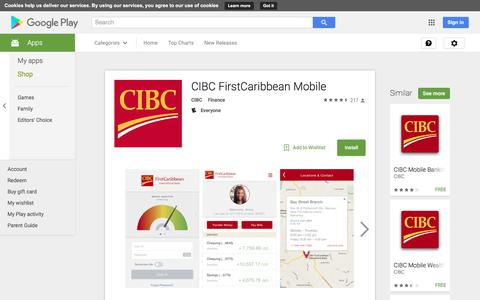 CIBC FirstCaribbean Mobile - Android Apps on Google Play