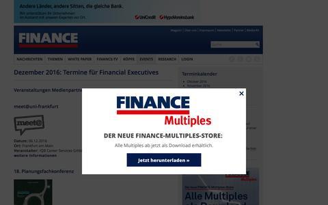 Dezember 2016-FINANCE Magazin