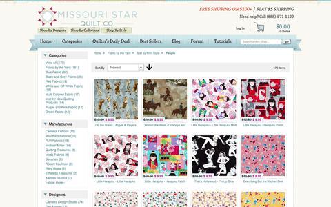 Screenshot of Team Page missouriquiltco.com - People - Missouri Quilt Co. - captured Nov. 3, 2014