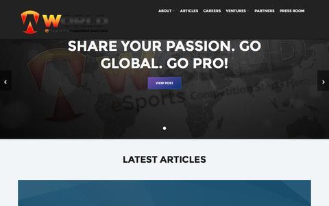 World eSports, LLC