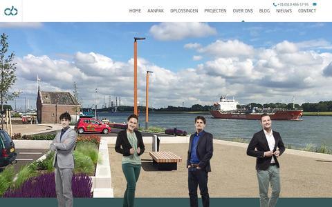 Screenshot of Team Page plein06.nl - Teamleden - Plein06 - captured Oct. 29, 2014