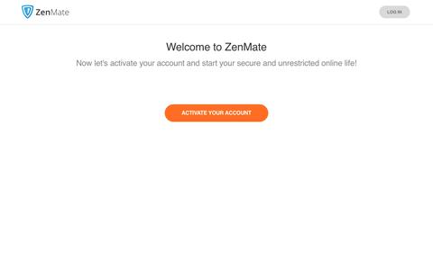 Internet Security and Privacy made simple - ZenMate