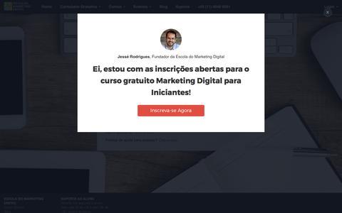 Login | Escola do Marketing Digital