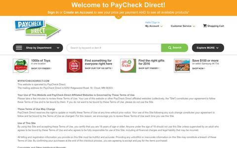 PayCheck Direct