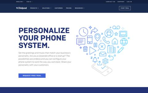 Dialpad is communications for the modern workplace. | Dialpad