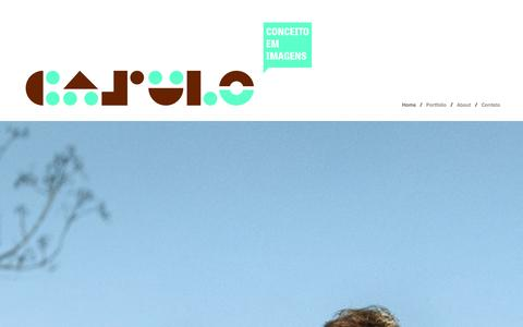 Screenshot of Home Page prime.im - Casulo.im - captured Oct. 3, 2014