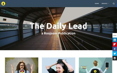 The Daily Lead - The Daily Lead