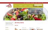 Old Screenshot Atlanta Bread Company Menu Page