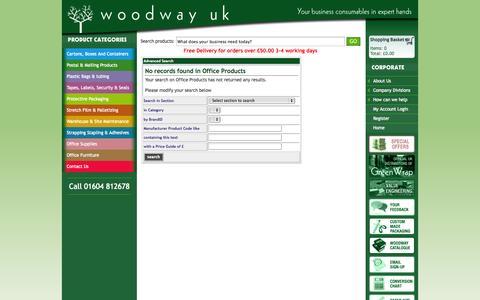 Screenshot of Developers Page woodwayuk.com - Woodway UK Ltd - captured Nov. 4, 2014