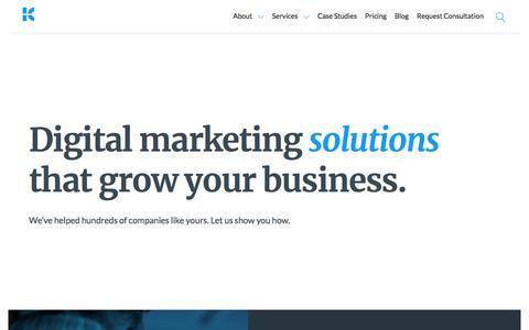 Inbound Marketing Agency | Kuno Creative