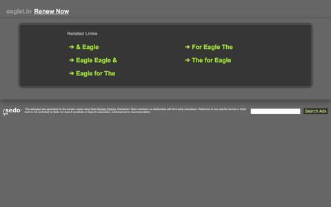 eaglet.in-eaglet Resources and Information.