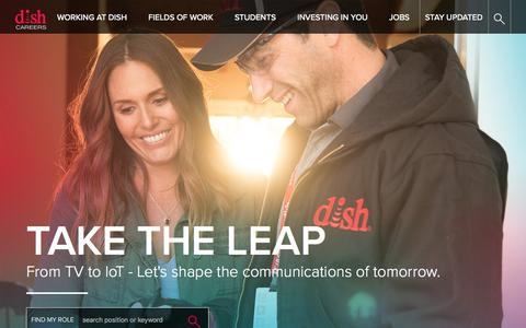 DISH Careers - Find Jobs and Career Info at DISH