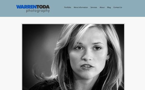 Screenshot of Team Page warrentoda.com - Editorial portraits, business headshots | Warren Toda Photography - captured Oct. 27, 2017