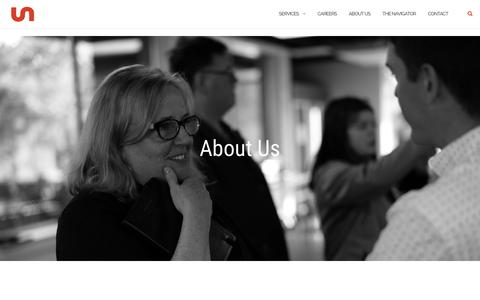 Screenshot of About Page launchconsulting.com - About Us - Launch Consulting Group - captured June 19, 2019