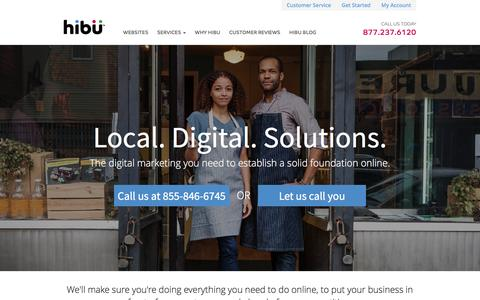 Hibu | Digital Advertising | Local Leads for Small Business