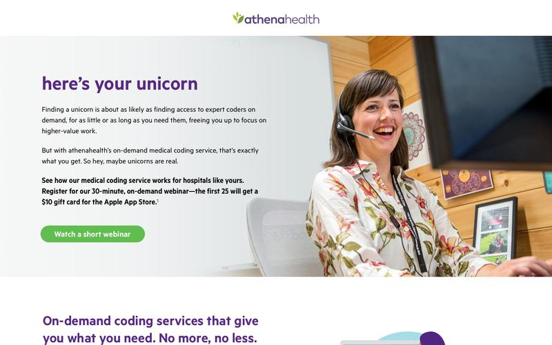 athenahealth | Capability Resource Center