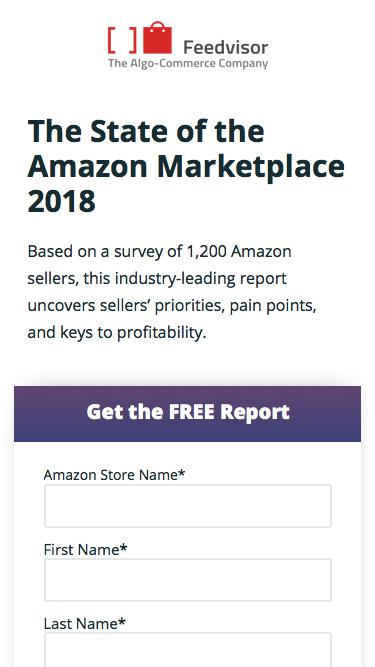 The State of the Amazon Marketplace 2018