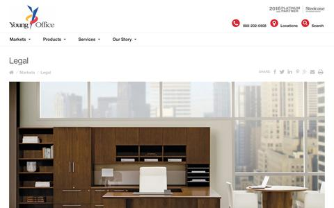 Screenshot of Terms Page youngos.com - Legal - Young Office | Full Service Office Furniture Dealer serving Greenville, Spartanburg, Asheville, the Upstate of South Carolina, Western North Carolina, and Georgia - captured Nov. 28, 2016