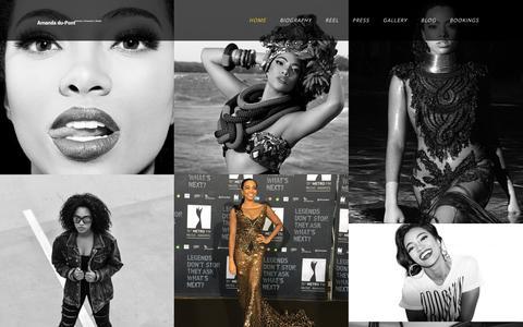 Amanda-duPont Offical Website
