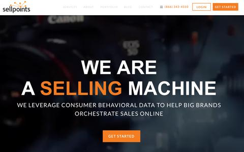 Sellpoints | E-Commerce Channel Sales Solutions