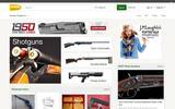 Old Screenshot GunBroker.com Home Page