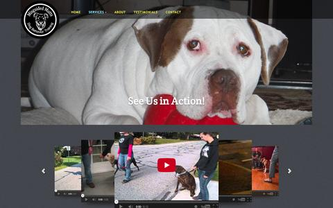 Screenshot of Press Page misguidedmutts.com - Misguided Mutts Dog Behavior Training | Dog Training | Contact us today! (484) 840-6064 - captured Oct. 26, 2014
