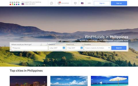Philippines Hotels - Online hotel reservations for Hotels in Philippines