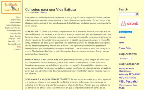 Screenshot of Blog fotopala.com - fotopala.com | - captured Nov. 25, 2016