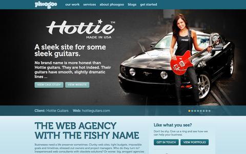 Screenshot of Home Page phoogoo.com - Home - Phoogoo - captured Dec. 9, 2015