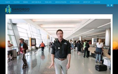 Screenshot of Jobs Page san.org - Let Your Career Take Flight at SAN - captured Sept. 23, 2018