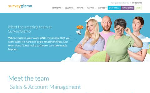 Wicked High traffic Software Team Pages | Website Inspiration and