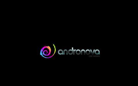 Screenshot of Home Page andronova.org - ÇOK YAKINDA SİZLERLE! - captured Feb. 6, 2016
