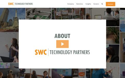 About IT Consulting Services | SWC Technology Partners