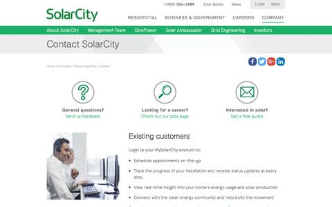 Solar Power Company - Best Solar Power Companies | SolarCity