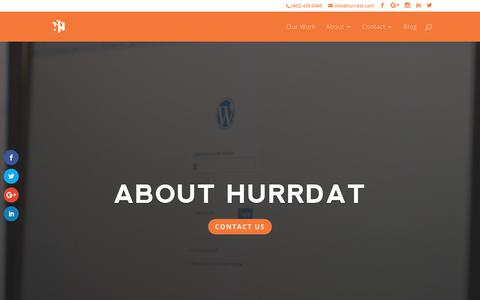 About Our Digital Marketing Agency in Lincoln, NE | Hurrdat