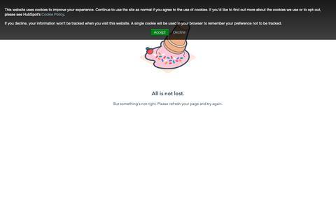 Screenshot of Pricing Page hubspot.com - Marketing Software Pricing | HubSpot - captured June 5, 2019