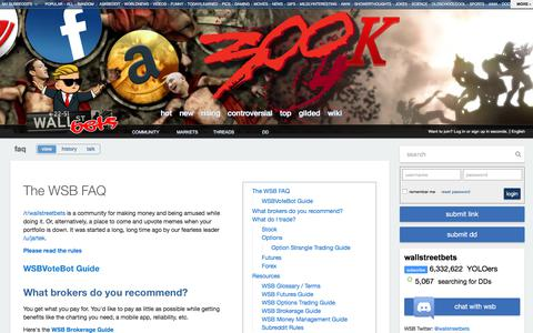 Government & Military FAQ Pages | Website Inspiration and