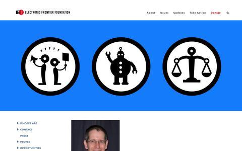 Adam Schwartz | Electronic Frontier Foundation