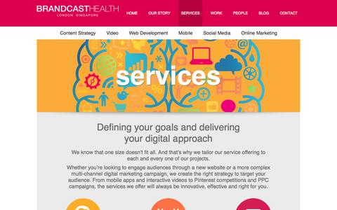 Our Services – Brandcast Media