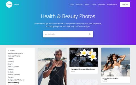 Health and Beauty — Canva Stock Image Library
