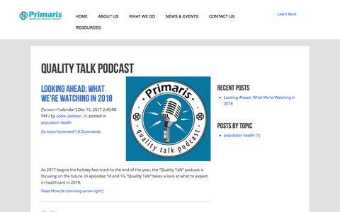 Quality Talk Podcast