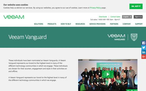 Veeam Software for Enterprise