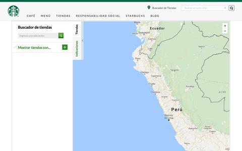 Store Locator | Starbucks Coffee Company
