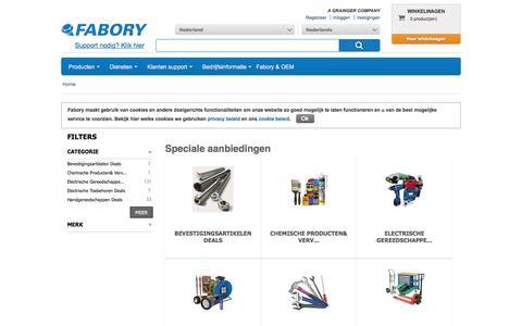 Bij Fabory bestelt u Speciale aanbiedingen van hoge kwaliteit | Fabory, Nederland