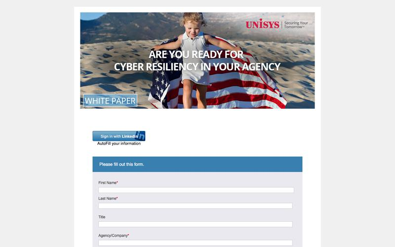 Cyber Resilience White Paper