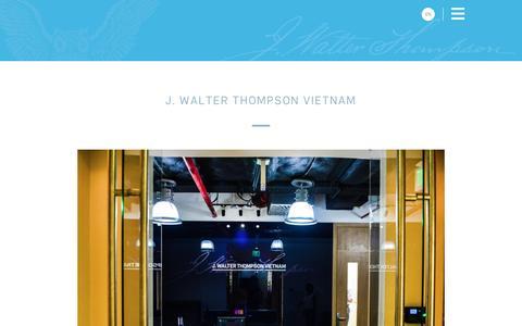 J. Walter Thompson Vietnam