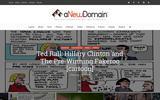 Old Screenshot aNewDomain.net Home Page