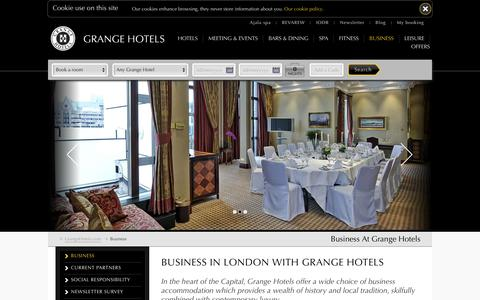 Business Hotels London | Hotel Corporate Rates London