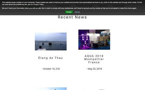 Screenshot of Press Page industrialplankton.com - Articles | Industrial Plankton - captured Nov. 14, 2018
